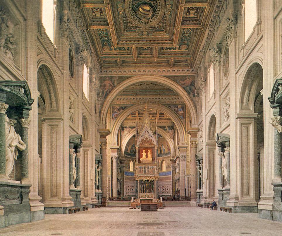 Basilica De San Juan De Letran