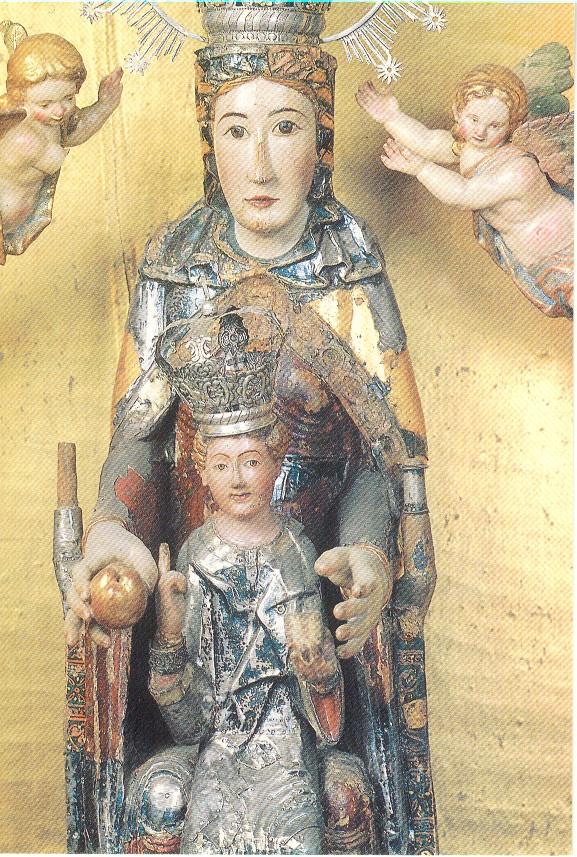 Resultado de imagen de Nuestra Señora de la Majestad