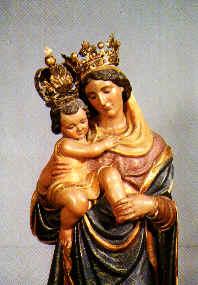 Madre de Dios de las Enfermedades Marçà